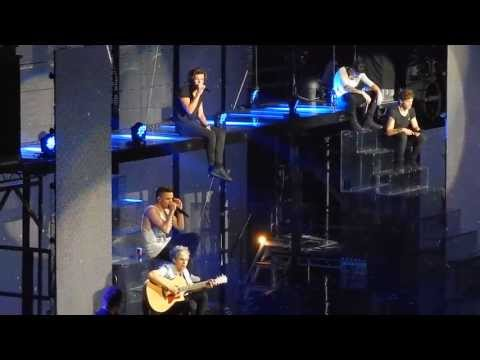 One Direction - Little Things, Columbus, Ohio - June 18th, 2013 HD