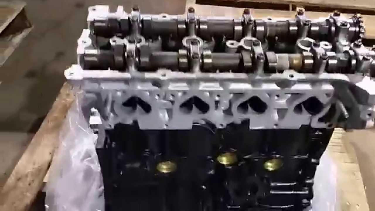 Mike Smith Nissan >> Nissan Frontier KA24DE rebuilt Japanese used & rebuilt engine for sale - YouTube
