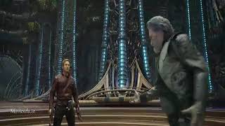Guardians of the galaxy movie Tamil dubbed scenes