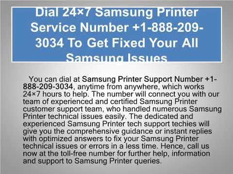 Steps for Samsung Printer Error Code u1 2320