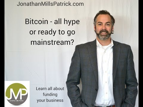 Bitcoin - all hype or ready for mainstream and how it can get there