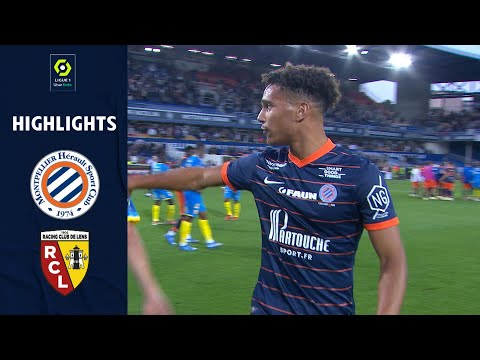 Montpellier Lens Goals And Highlights