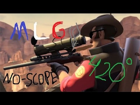 TF2 MLG 360 NOSCOPE - MUST SEE 2 BELIVE