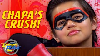 Chapa Has A Huge Crush 💞 Ep. 6 | Danger Force