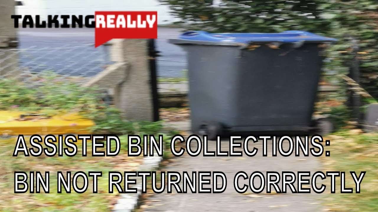 Assisted Bin Collections in Wiltshire