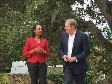 Condoleezza Rice on Syria: U.S. should have armed rebels sooner