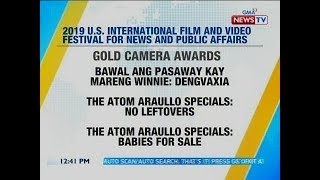 BT: 2019 U.S. International Film and Video Festival for News and Public Affairs