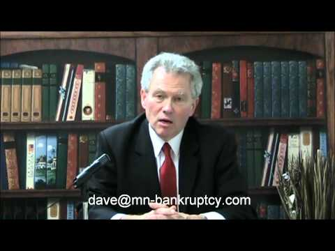 Meet Bankruptcy Attorney Dave Kelly - Minneapolis Minnetonka Bankruptcy Lawyer