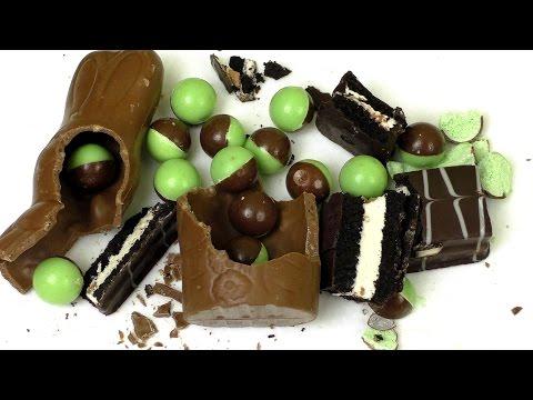 Nestlé Chocolate Products [KitKat crisp Bunny, AerO Bubbles, yes Black&White Cake]