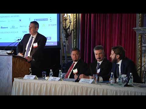 2018 12th Annual International Shipping & Offshore Forum - LNG Sector