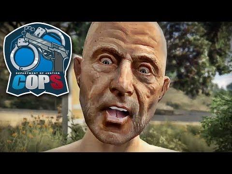 DOJ #34 [CIV] | POLTERGEIST PROBLEMS | GTA 5 Roleplay
