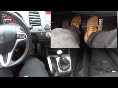 How To Drive A Manual Car FULL Tutorial