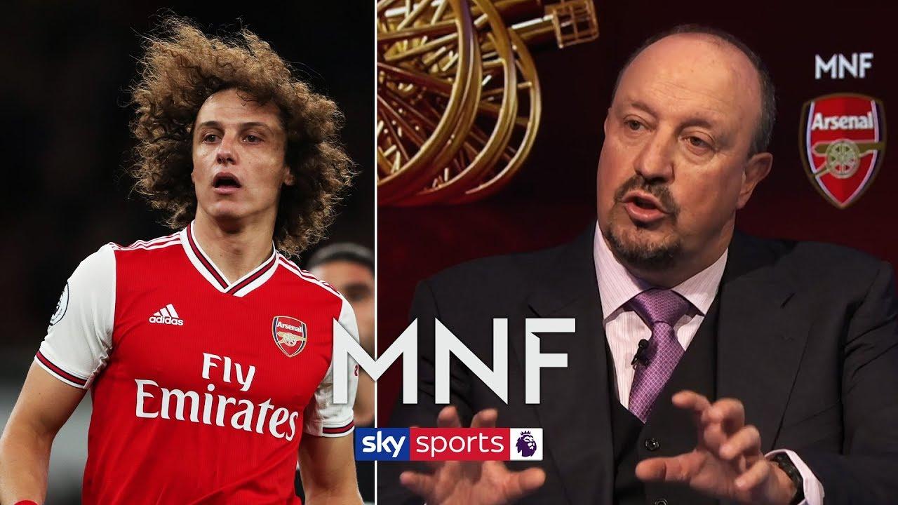 Rafa Benitez reveals the instant fixes needed at Arsenal | Monday Night Football