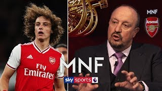 Rafa Benitez reveals the instant fixes needed at Arsenal | Monday Night Football