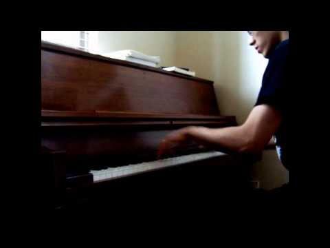 Riot - Three Days Grace [Rock Piano Cover]