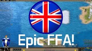 AoE2 - Britain Bonanza FFA!