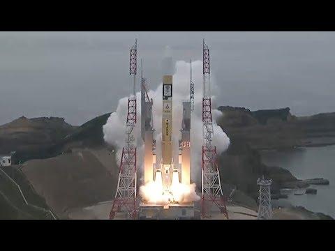 H-IIA F34 launches QZS-2 (Michibiki 2)