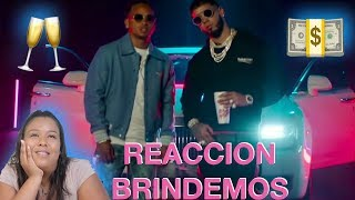 Anuel AA - Brindemos feat. Ozuna (Video Oficial) reaccion