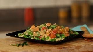 Asparagus Detox Salad Recipe | Healthy Recipes | Fit How To