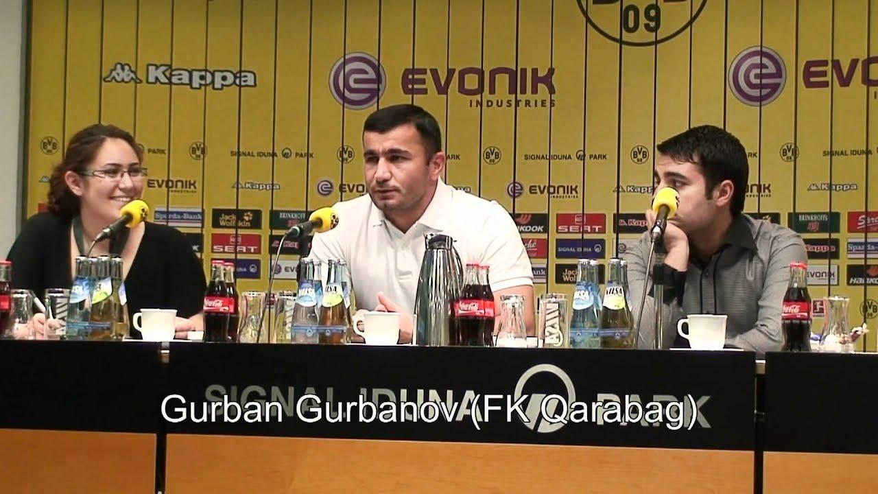 BVB - FK Qarabag PK -  Klopp zur Vertragslaufzeit