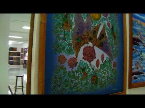 Bali - Cloth Paintings
