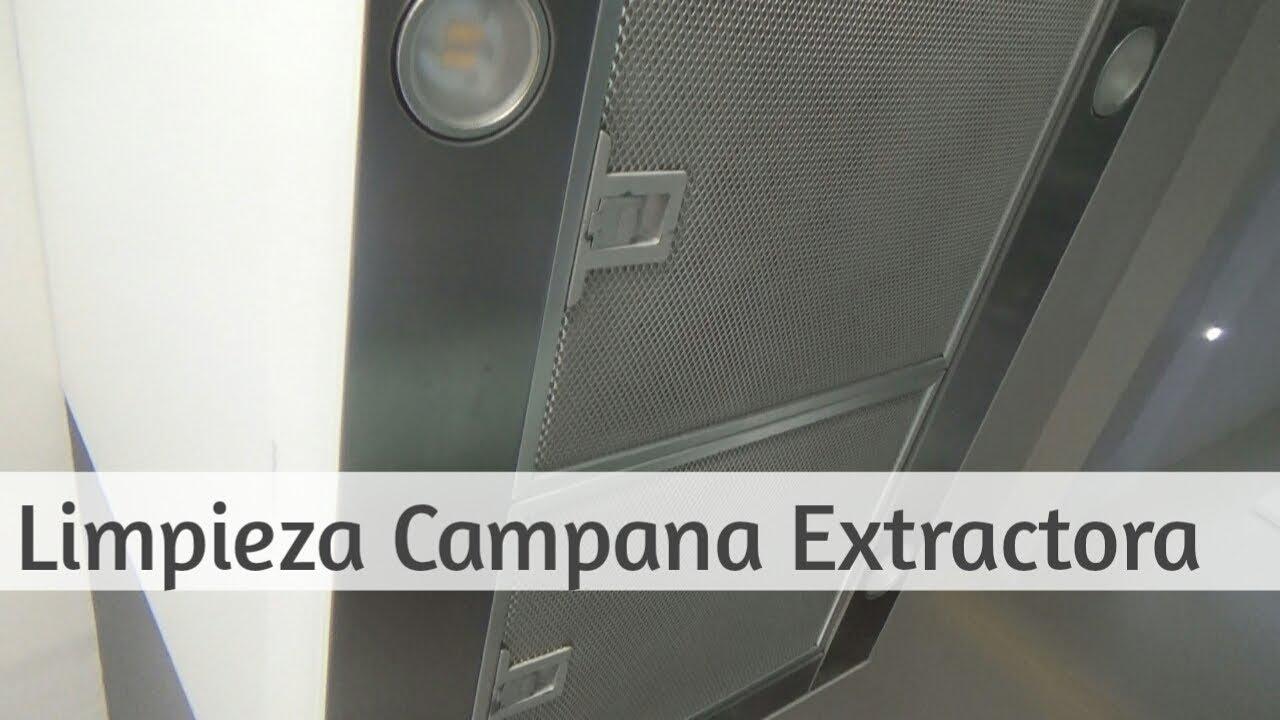 Limpieza campana extractora arinucosmetics youtube - Limpiar campana extractora ...