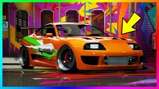 15 Things You NEED To Know Before You Buy The Dinka Jester Classic In GTA Online DLC! (GTA 5 Supra)