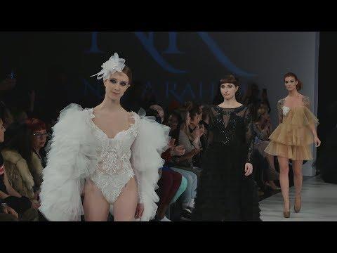 NAJLA RAHIMI Couture Collection from Fashion Art Toronto 2018