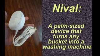 Nival Portable Washing Machine Review