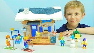 видео Конструктор Playmobil