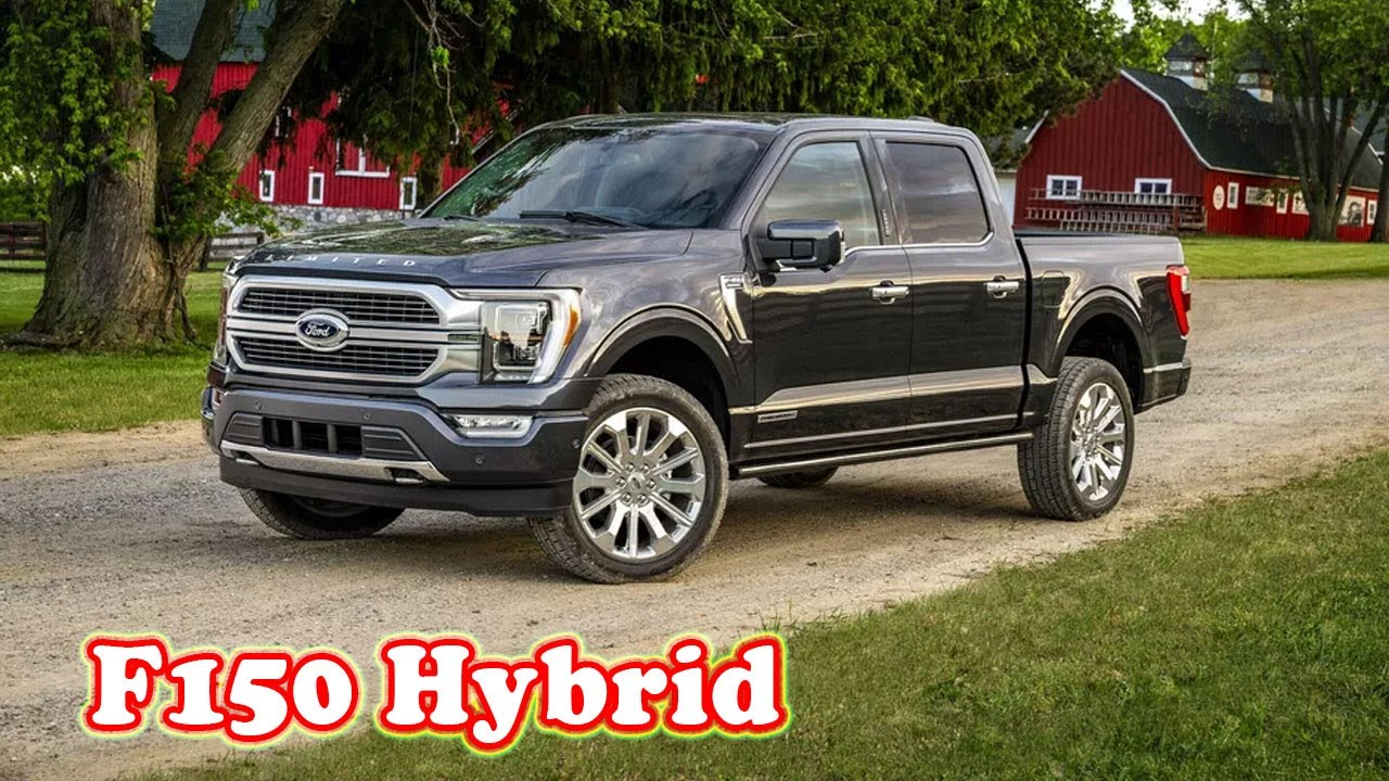 New 2021 Ford F150 Hybrid Release Date, Price, Specs - YouTube