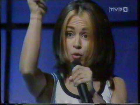 Alexia  Number One & Uh La La La Live On Polish TV