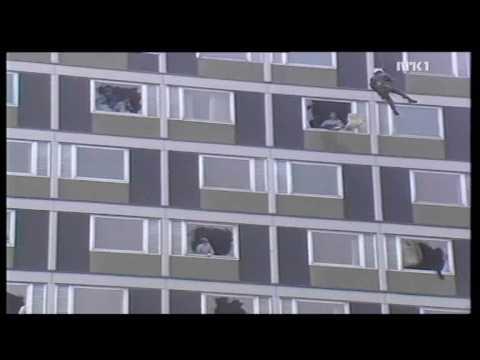 Brannen i Caledonien hotell 1986