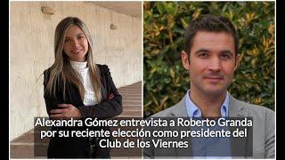 Alexandra Gómez del CDV Colombia entrevista a Roberto Granda
