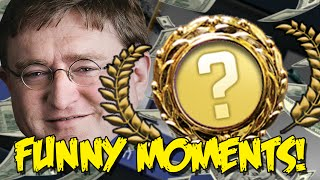 CS:GO FUNNY MOMENTS - CASE UNBOXING ,PRAISE GABE, DARUDE SANDSTORM (Funny Moments)