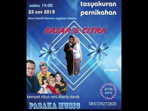 #Live Kempet Music // Boyong Temanten Fajar & Citra