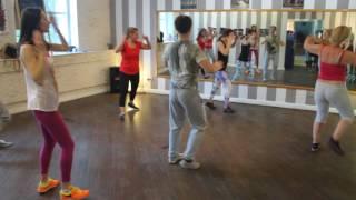 Зумба-фитнес, открытый урок