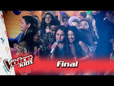 Eduarda Brasil canta 'Forró do Xenhenhém' - The Voice Kids Brasil' | 3ª Temporada