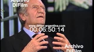 """DiFilm - Alberto Closas """"Volver a vivir"""" Bloque 6 (1993)"""