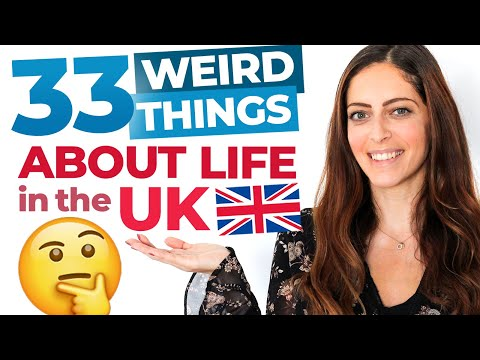 BRITISH CULTURE | 33 Weird And Interesting Facts about British Life