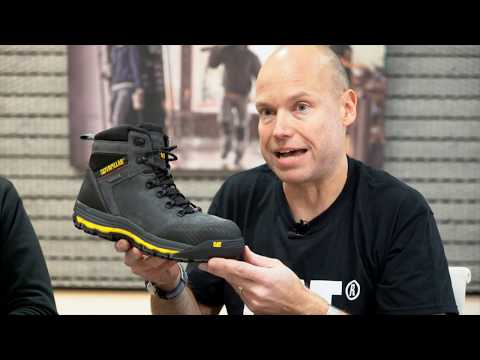 The Munising S3 safety boot