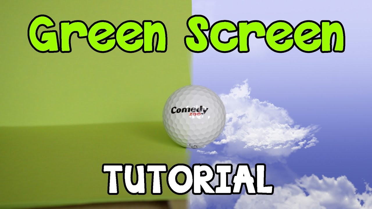 Final cut pro x green screen tutorial (how to use chroma key.