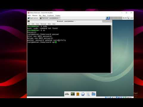 sudo command not found fix in Linux (Debian 9 GNU/Linux )
