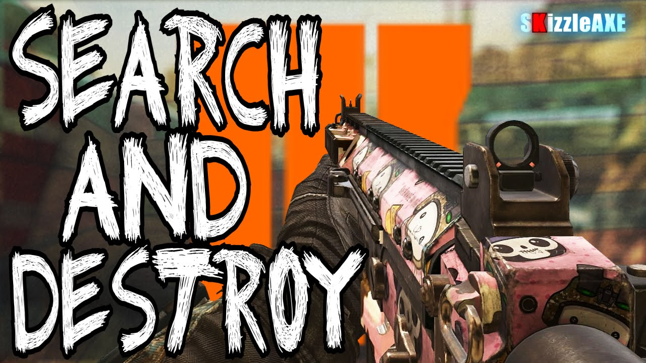 COD BO2 Search and Destroy LIVE Gameplay! (Black Ops 3 Multiplayer Training) - YouTube