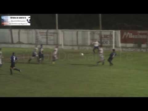 La Salle campeón absoluto Senior 2013 gol de Cicarelli 1 a 0 La Salle