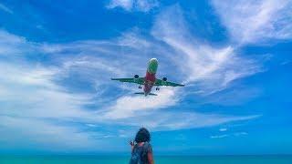 Phuket Plane Landing Beach | Offbeat Island in Thailand | Indian Travel Blogger | Second Breakfast