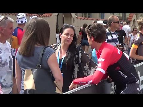 Koen de Kort vaak tolk bij ploeg Alberto Contador en Bauke Mollema: 'Even wennen'