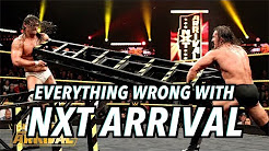 Episode #437: Everything Wrong With NXT Arrival
