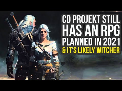 Cd Projekt Red Has Another AAA RPG Coming Shorty After Cyberpunk 2077 & It's Likely The Witcher 4