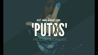 """Put0s"" - Hip Hop instrumental Maleanteo(aprod By:IduBeats)"